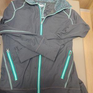 Marmot woman's small track Jacket